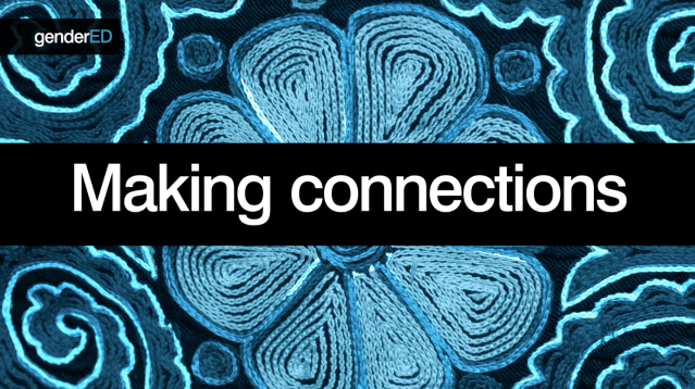Making connections image