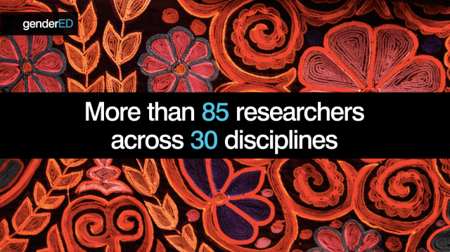 More than 85 researchers image